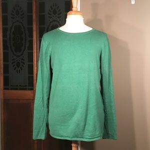 H&M Fine-Knit Long-Sleeve Sweater